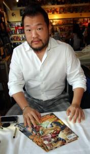 Bernard Chang