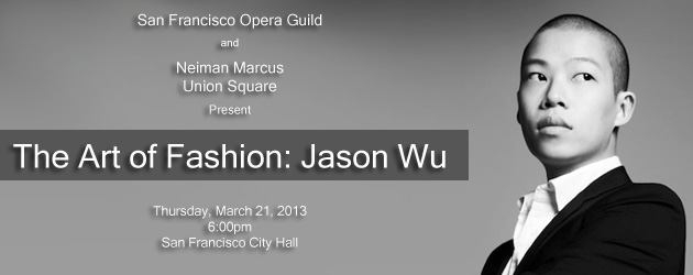 Fashion designer jason wu showcases new collection for Jason wu fashion designer