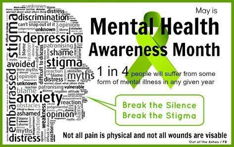Happy Mental Health Awareness Month! It's Time to ...