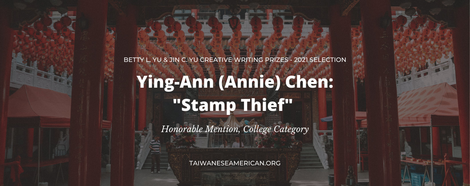 Hu and annie chen latest news