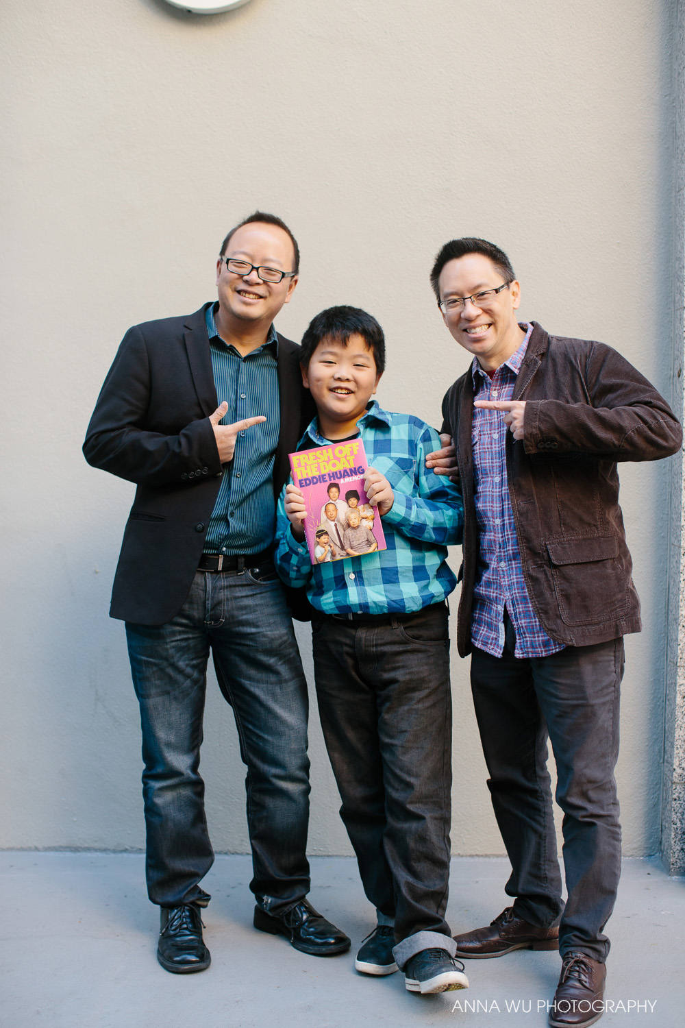 Meet Actor Hudson Yang from ABC's Fresh Off the Boat